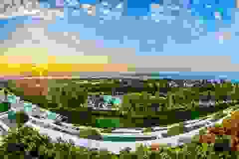 """""""Cháy phòng"""" khách sạn tại Phan Thiết vào dịp nghỉ lễ 2/9"""