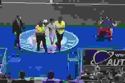 Bản sao của C.Ronaldo bị cảnh sát bắt ở trận Getafe-Real Madrid
