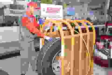 Bridgestone tiên phong tổ chức Hội thi tay nghề dành cho kĩ thuật viên lốp xe tải/buýt