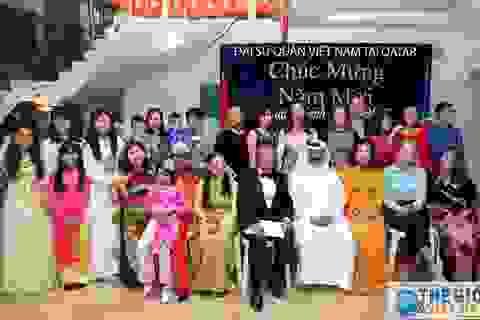 Đại sứ quán Việt Nam tại Qatar tổ chức Tết Cộng Đồng 2017
