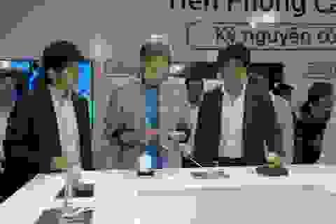 CEO và Chủ tịch Tập đoàn Sony toàn cầu - ông Kazuo Hirai xuất hiện tại Sony Show 2017