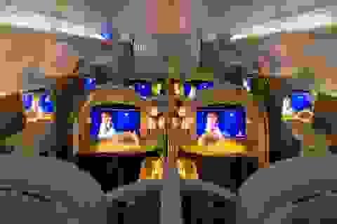 Bên trong chiếc máy bay chở khách lớn nhất thế giới