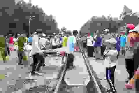 Xử lý nghiêm vụ tai nạn đường sắt khiến 4 người tử vong