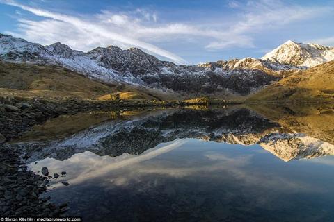 Bộ ảnh đẹp ngất ngây về xứ Wales