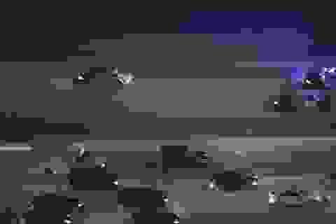 Clip truy đuổi nghi phạm giết người như phim hành động tại Los Angeles