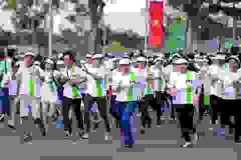 Hành trình chạy vì sức khỏe của hàng triệu người Việt Nam