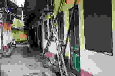 Khu trụ sở sập xệ, ẩm mốc của hãng phim truyện Việt Nam