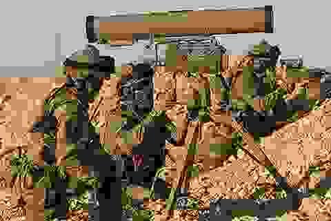 16 đặc nhiệm Nga đánh bại 300 phiến quân Hồi giáo tại Syria