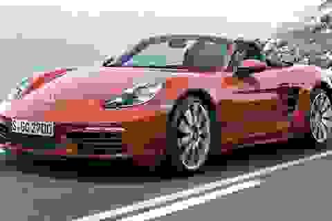 Porsche nhận bằng sáng chế cho túi khí cột A