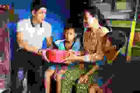 Bình Minh và bữa cơm đậm vị yêu thương những ngày gần Tết