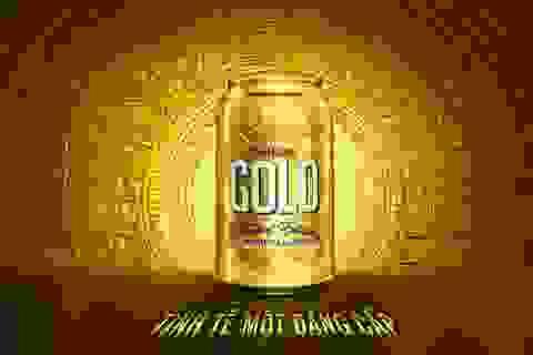 Sabeco khuấy động thị trường bia với sản phẩm đột phá: Saigon Gold