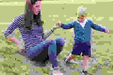 """Vợ chồng Hoàng tử Anh chọn trường tư cho Hoàng tử """"nhí"""""""
