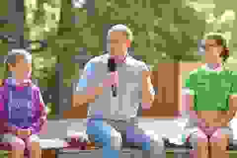 Tổng thống Putin tới thăm Crimea sau lệnh trừng phạt của Mỹ