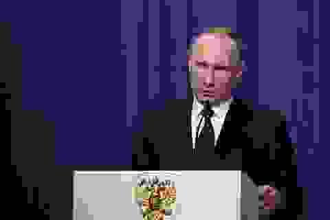 """Tổng thống Putin: Nói Nga can thiệp bầu cử Mỹ là """"dối trá"""""""