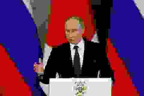 Tổng thống Putin sa thải hàng loạt quan chức cấp cao