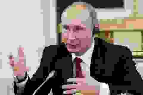 Tổng thống Putin: Nga sẽ đáp trả lá chắn tên lửa Mỹ