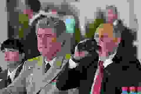 Vì sao ông Putin bất ngờ miễn nhiệm Tư lệnh không quân?