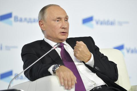 Tổng thống Putin chia sẻ về sai lầm lớn nhất