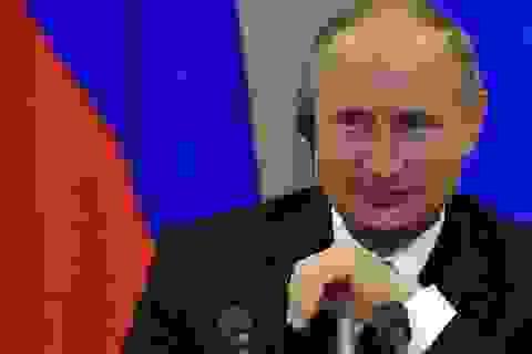 Đảng cầm quyền Nga ủng hộ ông Putin tái tranh cử