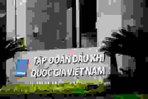 """Giá dầu giảm, thu nhập """"sếp"""" PVN sụt mạnh nhưng vẫn ở mức cao"""