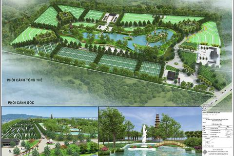 Xây dựng Nghĩa trang Thiên An Viên hiện đại