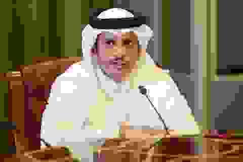 Qatar tuyên bố không đàm phán khi láng giềng chưa dỡ cấm vận