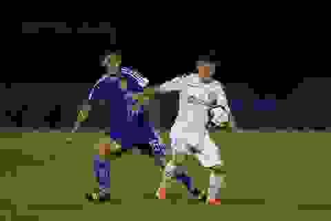 Quảng Nam xuất sắc đánh bại Hà Nội FC