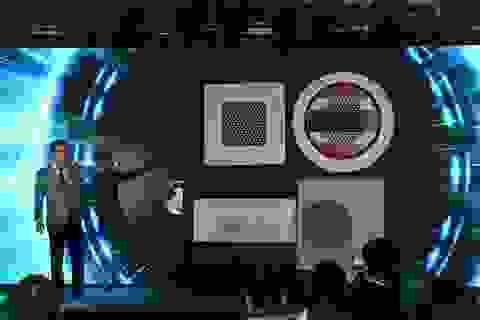 """Samsung Vina trình làng điều hòa âm trần với """"mặt nạ"""" tuỳ biến"""