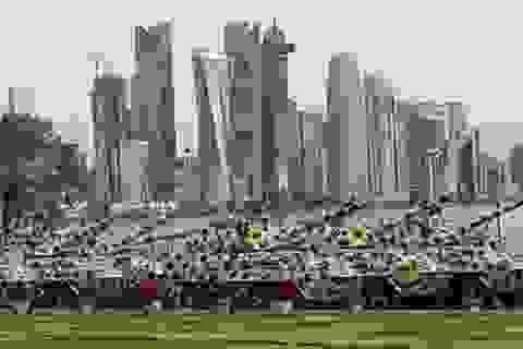 Qatar mua vũ khí phòng thân