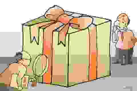 Hà Nội cấm dùng ngân sách mua quà tặng