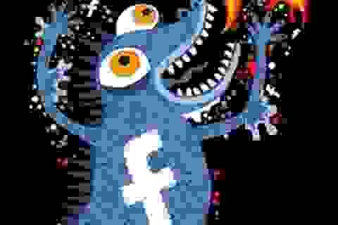 """Cựu chủ tịch Facebook gọi mạng xã hội này là """"con quái vật"""""""