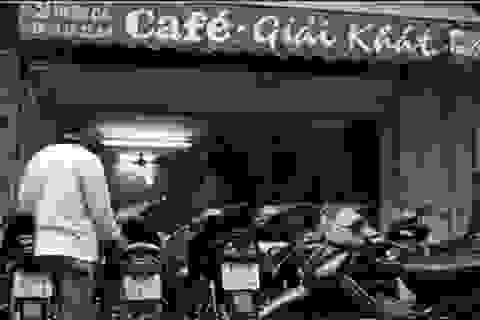 Những quán cà phê đi cùng năm tháng của Thủ đô