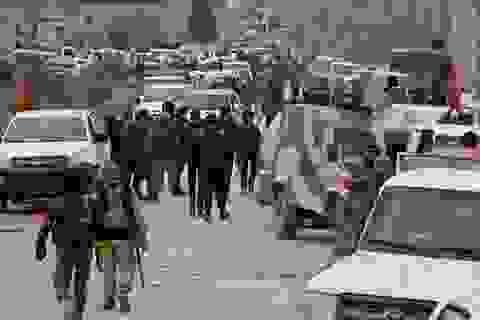 Quân đội Syria đã giải phóng hàng chục thị trấn ở Đông Aleppo