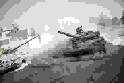 Quân đội Syria và VKS Nga mở đường tấn công Deir Ezzor