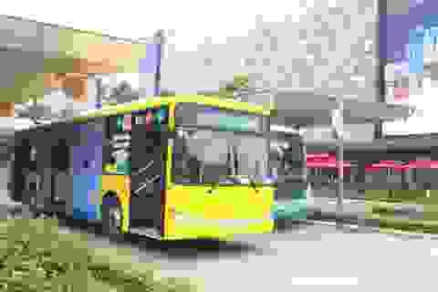Mỗi xe buýt đem về 90-250 triệu đồng/năm tiền quảng cáo