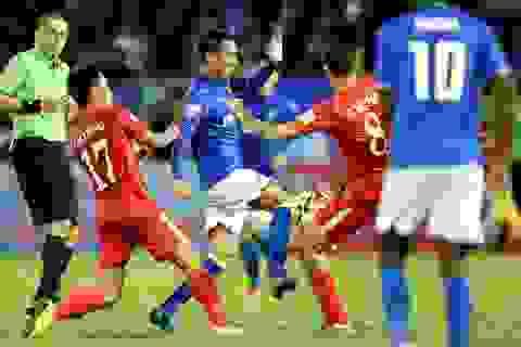Đội bóng của Công Vinh gục ngã trước Than Quảng Ninh tại Cẩm Phả