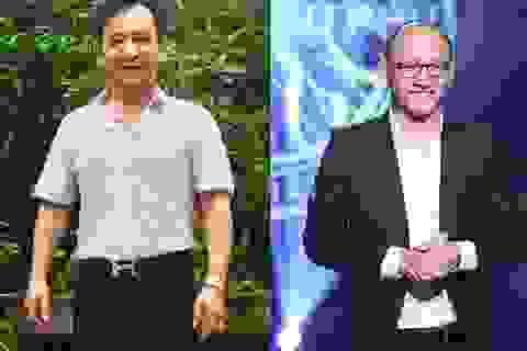 """Quang """"tèo"""" đáp tin đồn cát-sê hài Tết vài chục tỉ, Phan Đăng """"thế chỗ"""" MC Lại Văn Sâm"""