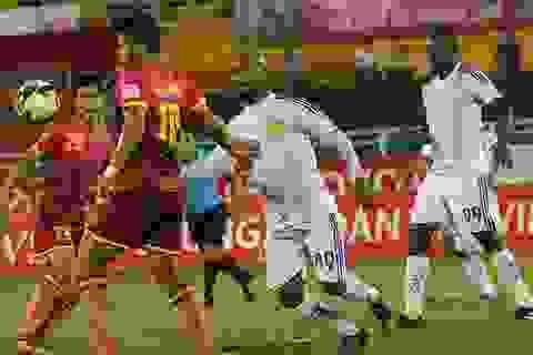 Vòng 25 V-League 2017: CLB Quảng Nam tiến sát đến ngôi vô địch?