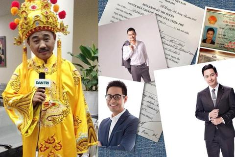 Thực hư Quốc Khánh không đóng Ngọc Hoàng, Phan Anh dẫn thay MC Lại Văn Sâm?