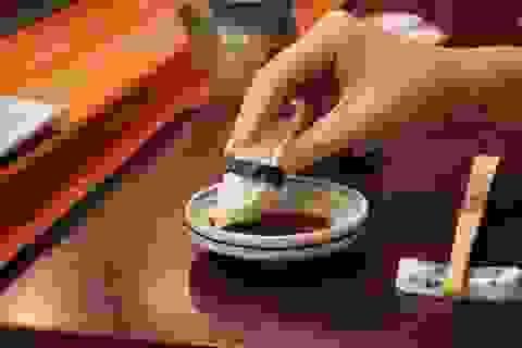 Những quy tắc trên bàn ăn của người Nhật