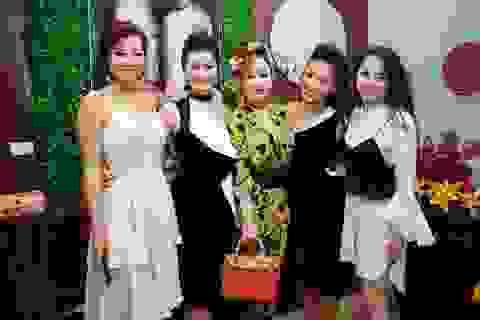 Soi nhan sắc dàn mỹ nhân phim truyền hình cùng hot girl đời đầu ngày hội ngộ