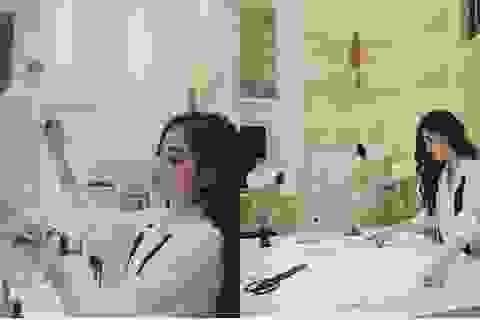 Quỳnh Trần - NTK trẻ ghi dấu với phong cách thời trang tối giản