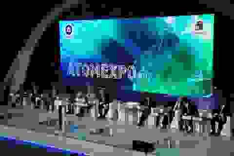 Diễn đàn ATOMEXPO 2017 khai mạc tại Moscow