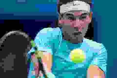 Liên tục dẫn trước, Zverev cuối cùng lại thua Nadal