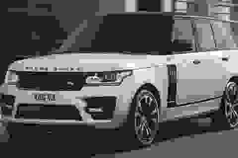 Sẽ không có xe Range Rover 7 chỗ