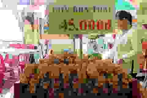 Xuất đi hai, nhập về một: Rau quả Thái gây sợ hãi cho rau quả Việt