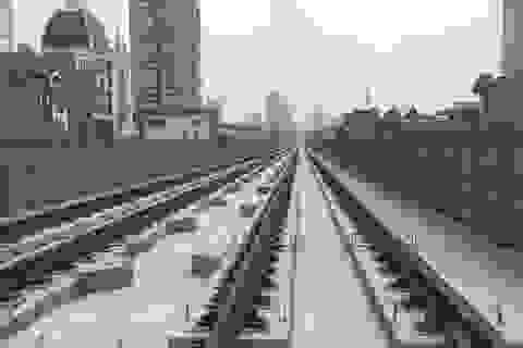 Ray tàu Cát Linh - Hà Đông rỉ sét: Ban QLDA Đường sắt nói gì?