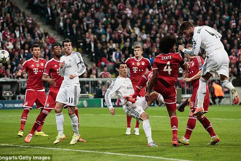Bayern Munich - Real Madrid: Allianz Arena dậy sóng