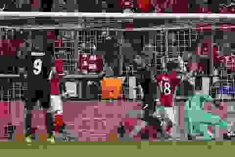 Bayern Munich 1-2 Real Madrid: C.Ronaldo lập cú đúp