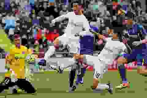 Real Madrid và cuộc chiến gian khó ở trận derby thành Madrid